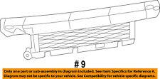 CHRYSLER OEM Bumper Face-Foam Impact Absorber Bar 5182323AB