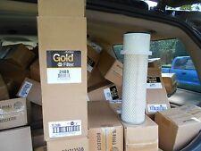 MILITARY SURPLUS NAPA GOLD AIR FILTER 2489  WIX 42489 FORD CASE MEP 804A ISUZU