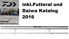 Daiwa Black Widow Carp 3-teilig 3,60m 3 lbs. Karpfenrute inkl.Futteral u.Katalog