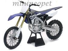 NEW RAY 49443 2015 15 YAMAHA YZ 450F DIKE BIKE MOTORCYCLE 1/6 BLUE