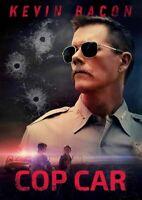 Cop Car - Kevin Bacon - DVD ex-noleggio