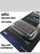 Genuine Braun 92S Series 9 Replacement Shaver Cartridge - Silver