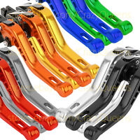 3D Style For 2003-2009 Husqvarna CR 125 Brake Clutch Levers CNC Adjustable 2004
