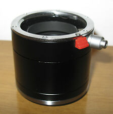 LEICA R - 14158/1 - 14135 - 14158/2  SET TUBI PROLUNGA MACRO ORIGINA   (SCT- N1)