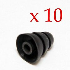 3 Layers Noise Isolation Cancellation silicon earbud In Ear Tips