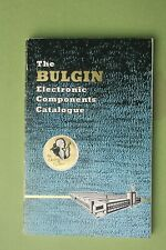 More details for bulgin, electronic components catalogue number 203. 1964