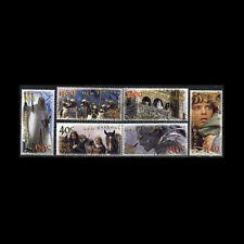 New Zealand, Sc #1835-40, MNH, 2002, Lord of Rings, Entertainment, A1FFDDcx