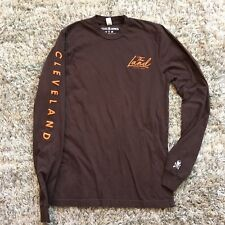 CLE Clothing Co THE LAND T Shirt SIZE SMALL Long Sleeves 100% Organic Cotton