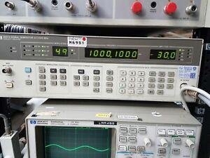 HF Generator, Hewlett-Packard HP 8657A