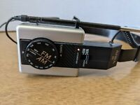 RARE AIWA HR-S30 Portable Foldable Stereo Headphone Radio FM/AM Japan Works
