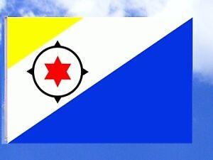 Fahnen Flaggen BONAIRE (Niederl. Antillen)  150x90cm