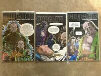 Eugenus Issues 1-3 Victor Roman Mojica Signed NM