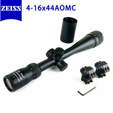 Carl Zeiss 4-16x44AOMC Conquest HD Rifle scope Tactical Scopes Mil-Dot Reticle