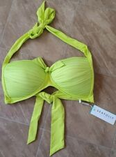 BNWT Seafolly Soft Cup Halter!! Size 14!! Rrp $114.95!!