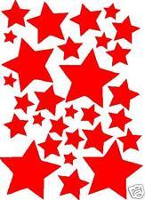 SET OF STARS CAR DECAL STICKER