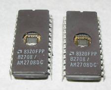 Eprom B2708 Am2708Dc Amd Vintage 1980 Cerdip D2708 Last Ones Collectible
