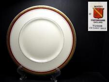 MYOTT TUDOR LUNCHEON PLATE - HW720 BURGUNDY RED [3]
