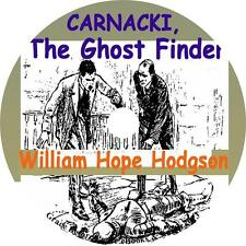 Carnacki, The Ghost Finder, William Hope Hodgson Supernatural Audiobook on 1 MP3