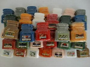 Yankee Candle Jar Wax Melt U Choose Scent NEW! Low Shipping!