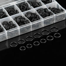 225 x Rubber O Ring O-Ring Washer Seals Assortment Black for Car Great BE