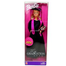 Barbie My Graduation 2003 Black Robe Doll