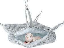 Niteangel Pet Hammock Swing Snuggle Sack for Ferret Rats Suger Glider Squirrels