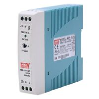 1X(MDR-20 12V 20W Din Rail power supply ac-dc driver voltage regulator power v1y