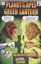 Planet of the Apes Green Lantern #2B Rivoche 1:10 Variant VF 2017 Stock Image