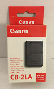 Genuine Canon CB-2LA Battery Charger for NB-8L