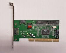 4 Ports SATA PCI- Erweiterungskarte & IDE VIA VT6421a Chipsatz B2B1