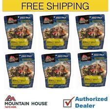 Mountain House Freeze Dried 6 Food Pouches- Breakfast Skillet - Pro-Pak