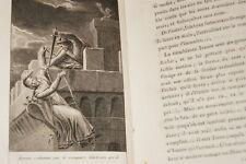 LES FEMMES LEUR CONDITION SEGUR 1803 4 GRAVURES T1 CHINE ORIENT MAHOMET MAURES