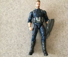 Marvel Legends Series Infinity War Captain America Action Figure Loose
