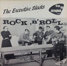 "Executive Slacks - Rock'n'Roll - 12"" Maxi - k1432 - RAR - washed & cleaned"