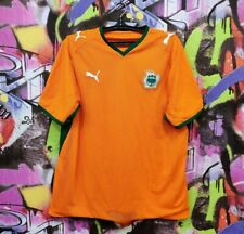 COTE D'IVOIRE IVORY COAST Football Shirt Soccer Jersey World Cup Mens Size XL