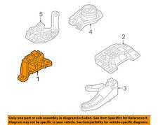 MAZDA OEM 04-10 3-Engine Motor Mount/Torque Strut BBM439060D