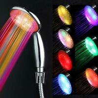 Romantic Automatic Bathroom LED Colorful Shower Head RC-9820B Home Bathroom