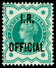 SgO17, ½d blue-green, UNMOUNTED MINT. Cat £20+