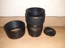 Objectif Tamron SP AF 90mm F/2.8  MACRO 1:1  Monture Sony