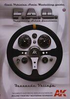 AK Interactive AK282 - F.A.Q. - Civil Vehicles Scale Modelling Guide - (Book)
