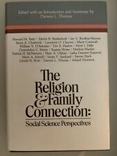 Religion & Family Connection By Darwin Thomas Lds Mormon Byu Studies BrandNew Hb