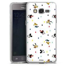 Samsung Galaxy Grand Prime Silikon Hülle Case handyhülle Disney Carnival Pattern
