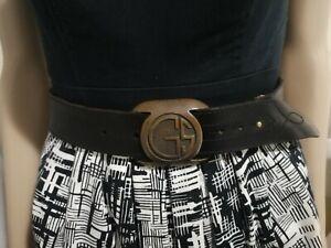 G Star Raw 3301 Vintage Leather Belt