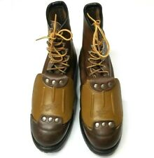 48841b41e39 Red Wing Shoes Brown Leather Vintage Shoes for Men for sale   eBay
