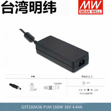 Mean Well  MW 36V 160 GST160A36-P1M  160W 36V Switch Power Adapter VI