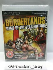 BORDERLANDS GAME OF THE YEAR EDITION - SONY PS3 - NUOVO SIGILLATO PAL GOTY