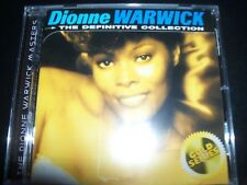 DIONNE WARWICK Definitive Collection, The: Dionne Warwick (Gold Series) CD – New