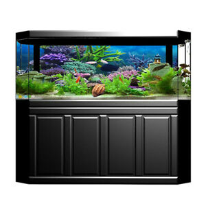 Underwater Coral Aquarium Background Poster Fish Tank Backdrop Sticker Wallpaper
