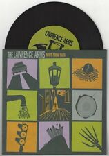 "The Lawrence Arms ""News From Yalta""7"" /1200 NM Alkaline Trio Slapstick Broadways"
