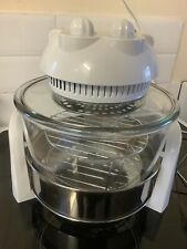 PROLON 7litre HALOGEN OVEN With Extender.